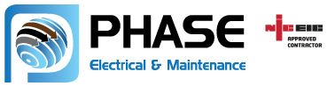 Phase Electrical | Commercial and Industrial Electrical Maintenance | Essex, London and Surrounding areas